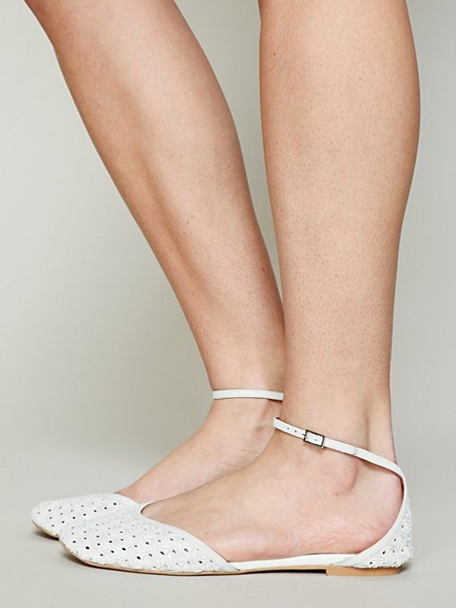 Jeffrey Campbell Lilianna Flat in Jeffrey-Campbell-Shoes