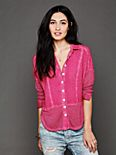 Zahara Button Down