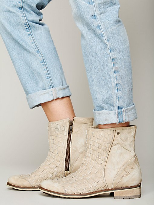 Feud Devoe Ankle Boot in Boots