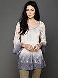 Moonrise Dip Dye Tunic