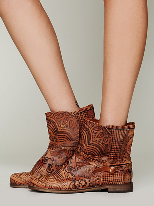 Free People Henna Ankle Boot in Boots