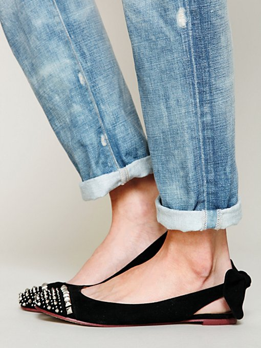 Jeffrey Campbell Josie Flat in jeffrey-campbell-flats