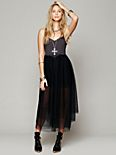 Painted Lady Maxi Slip