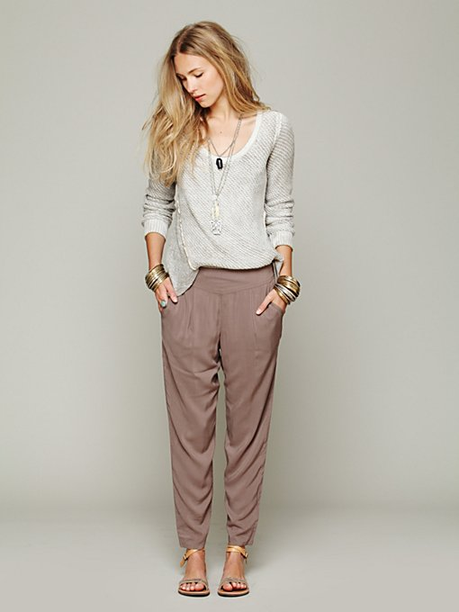 Easy Pleat Pant in whats-new