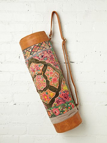 Vintage Tribe Yoga Bag
