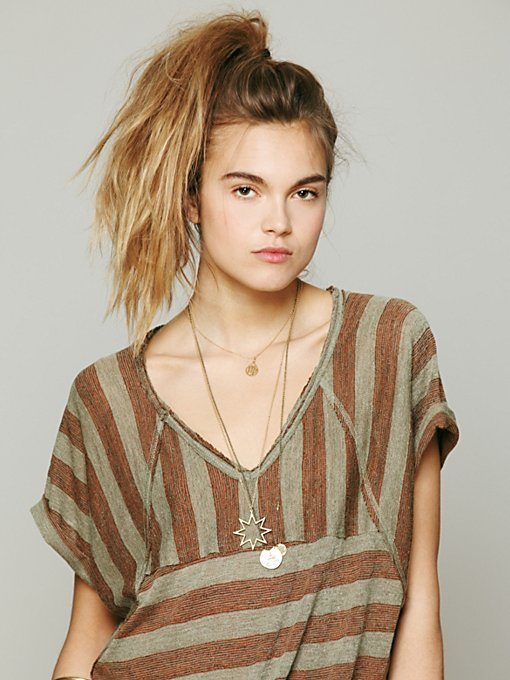 Free People We The Free Remember Me V Tee in tops