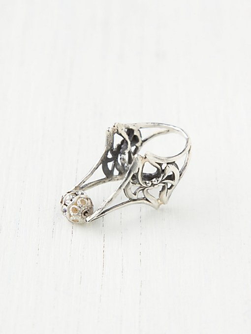 Virgins, Saints & Angels Shadow Ring in bohemian-rings