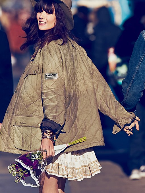 Distressed Quilted Jacket in feb-13-catalog-items