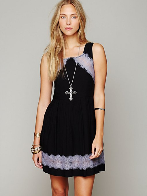 Georgia Lace Dress