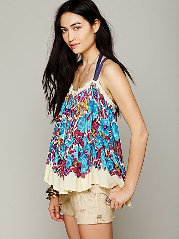 FP ONE Living Large Floral Tank