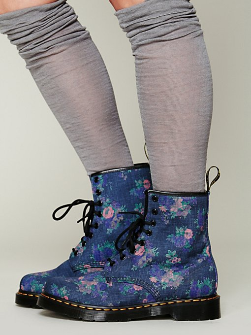 Cecil Bouquet Doc Martens in shoes-boots
