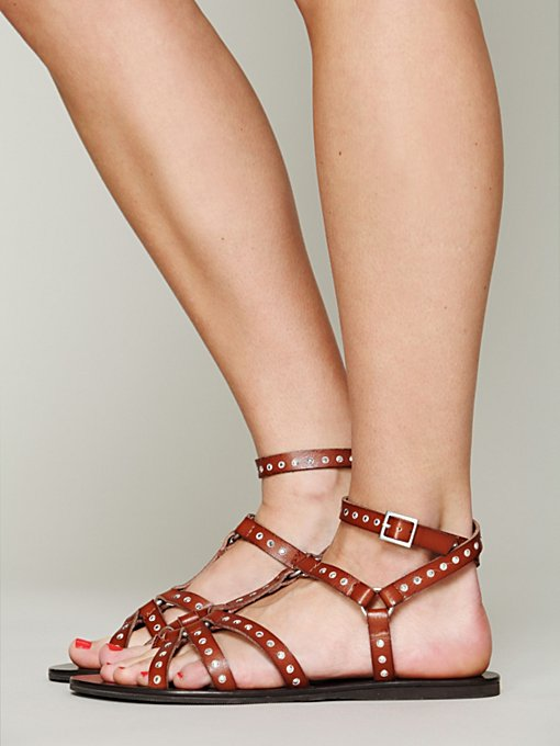 Darla Wrap Sandal in shoes-sandals