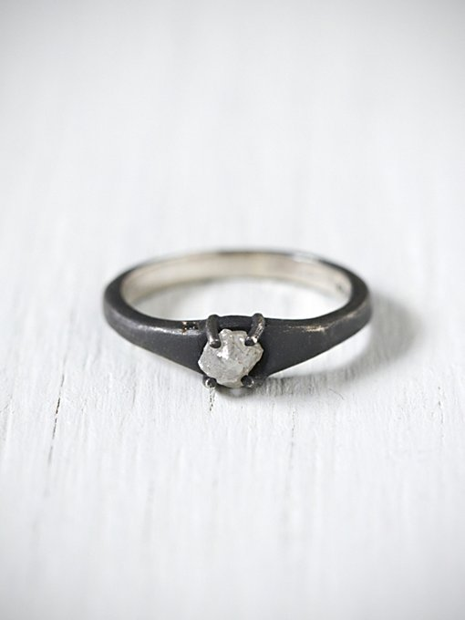 Black Diamond Ring in whats-new-accessories