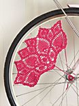 Crochet Skirt Bike Guards