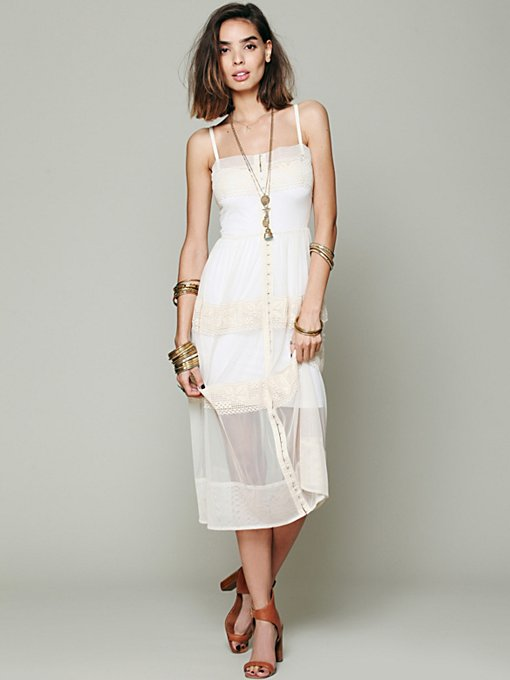 Hooked You Slip in clothes-dresses-maxi