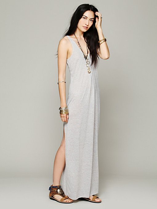 Free People Loco Pez Dress in white-maxi-dresses