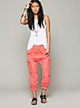 Colored Army Pant