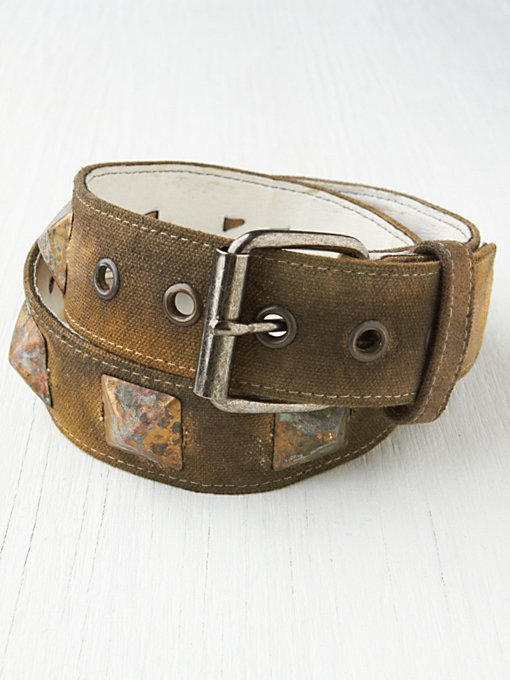 Bess for Free People Century Stud Belt in Belts
