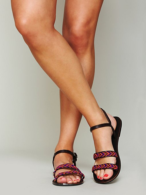 Jacqui Sandal in endless-summer-shoes