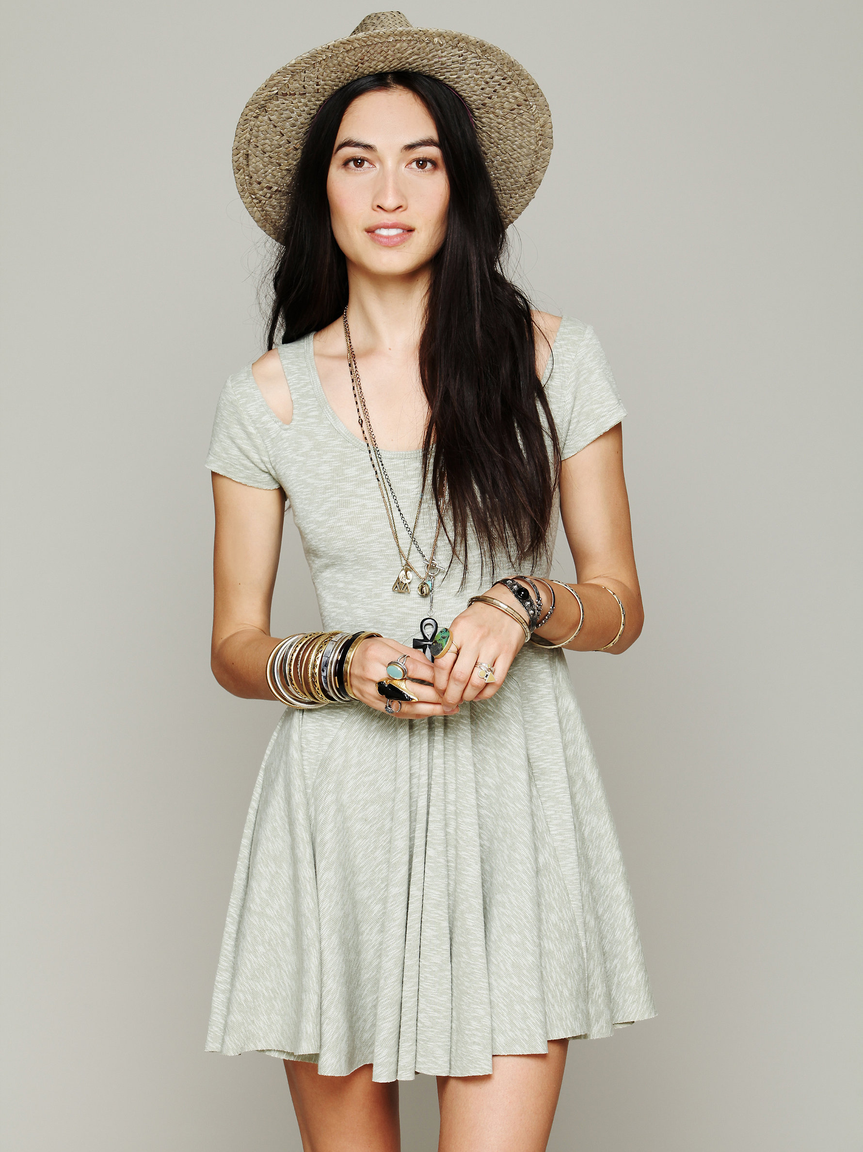 Free People Tiny Dancer Dress | Fancy Friday - The Cost of Comfort - Cute Loungewear