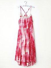 Tie Dye Nightie in intimates-slips-and-bloomers-slips