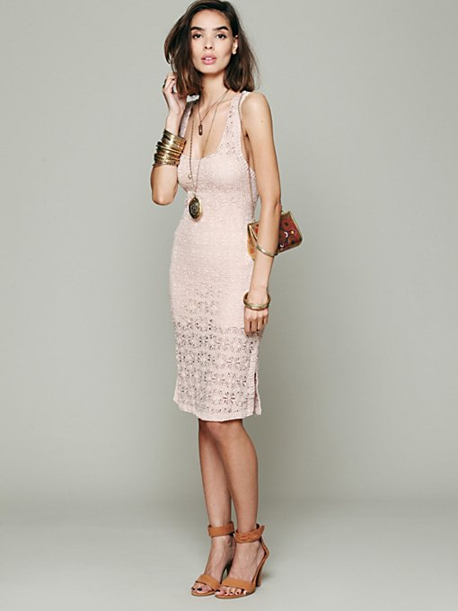 Novelty Knit and Lace Slip in shop-by-shape