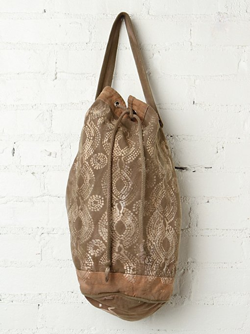 MA+CH Byron Bay Hobo in Bags-Wallets