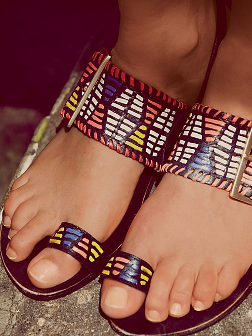 Mayan Sandal in endless-summer-shoes