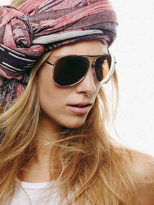 Freeze Aviator Sunglasses in endless-summer-accessories