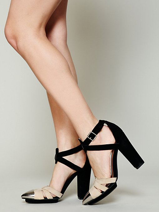 Jeffrey Campbell Golightly Heel in Jeffrey-Campbell-Shoes