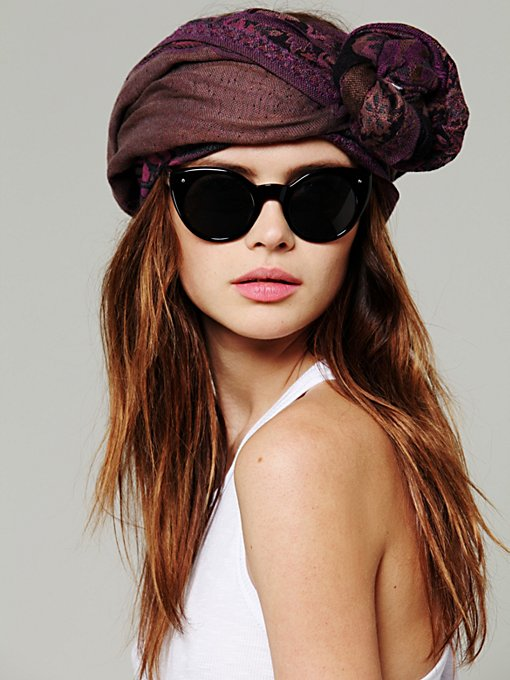 Free People Lady Luck Sunglasses in sunglasses