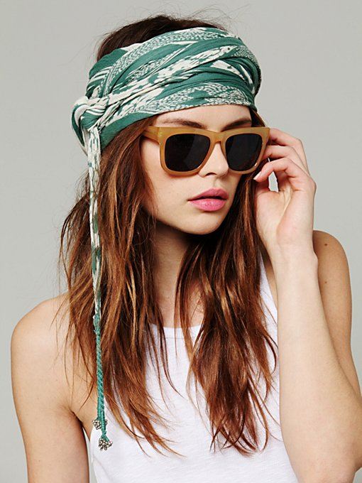 Free People Kaline Sunglasses in sunglasses