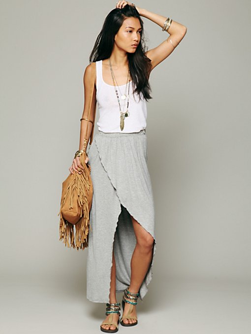 Winnie Wrap Skirt in whats-new-back-in-stock