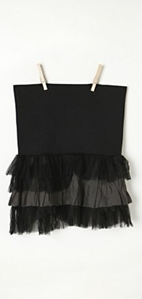 FP ONE Ruffle Skirt in intimates-slips-and-bloomers-slips