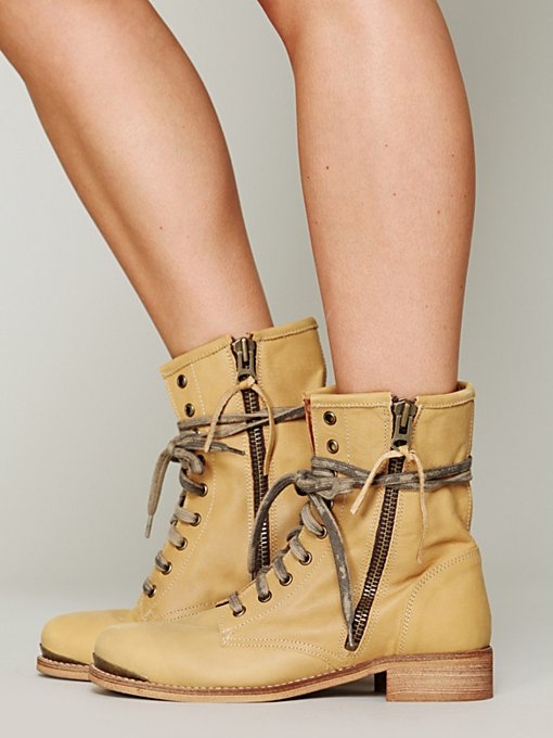 Mayson Lace Up Boot in shoes-boots-ankle-boots