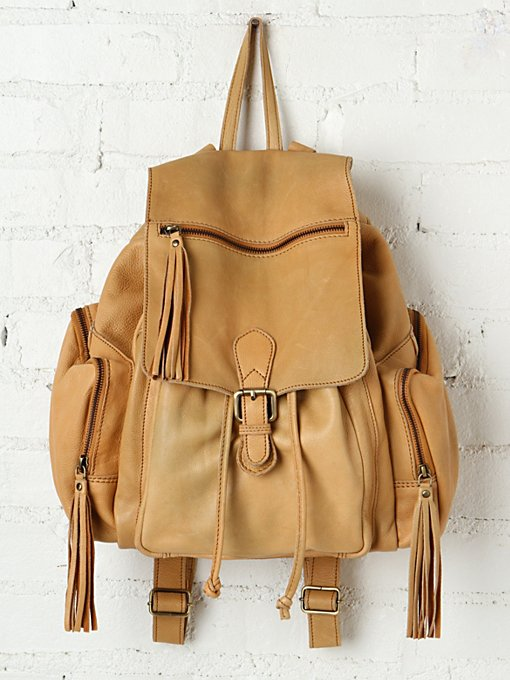 Cut n' Paste Harper Leather Backpack in backpacks