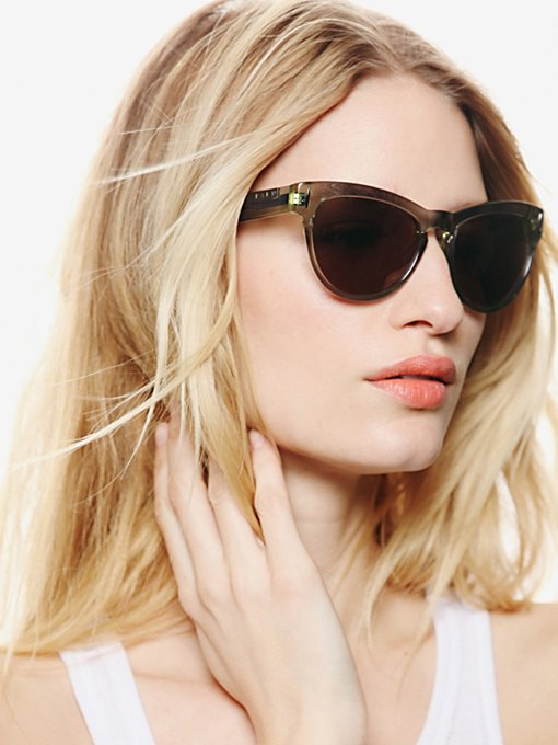 Breslin Sunglasses in sunglasses