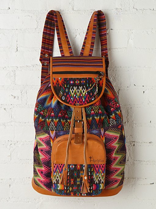 Hiptipico Zunil Backpack in backpacks