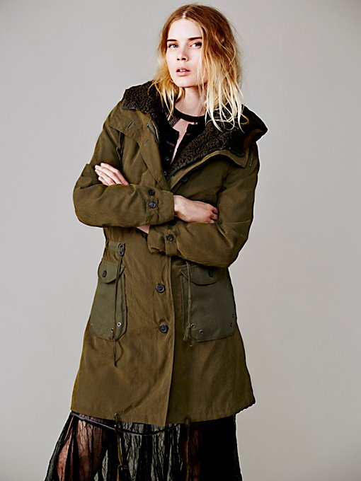 Nicholas K Oversized Cargo in Coats
