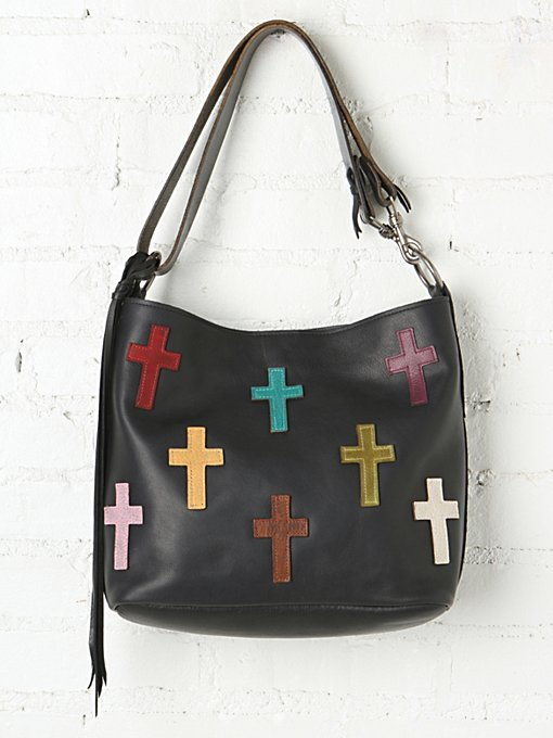 McFadin Mezcal Cross Tote in handbags