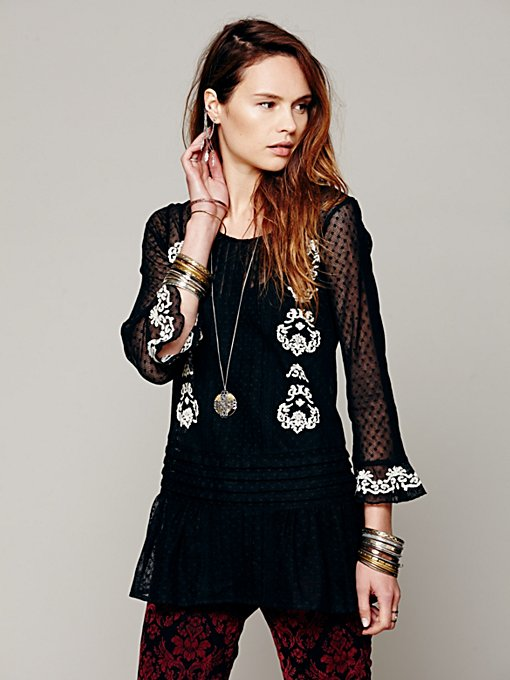Free People Star Dust Top