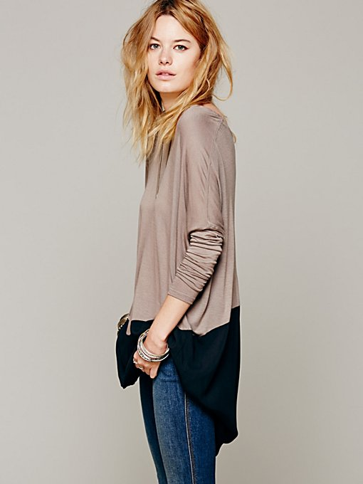 Free People Tallest Tower Tunic