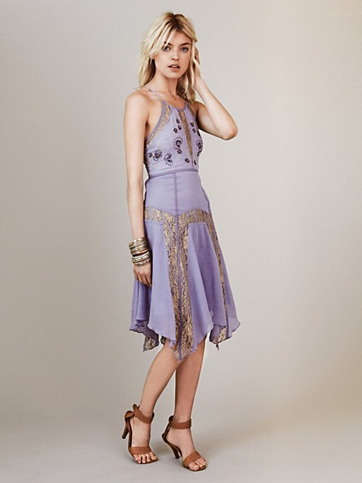 Free People Garden Party Dress in lace-dresses