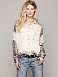 Awash In Paisley Buttondown