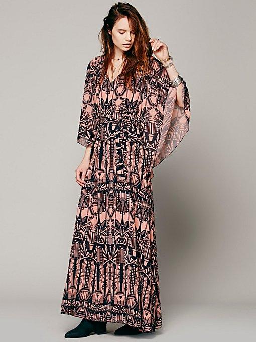 Odylyne Inca Kaftan in Dresses