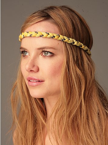 Braided Chain Headband